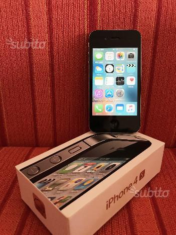 Smartphone apple iphone 4s 16 gb nero