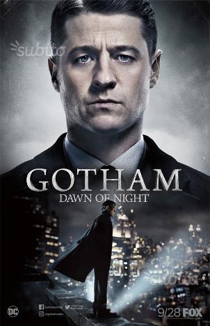 Gotham tutta la saga