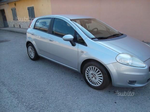 FIAT Grande Punto 1.4 TURBO DA 120 CV