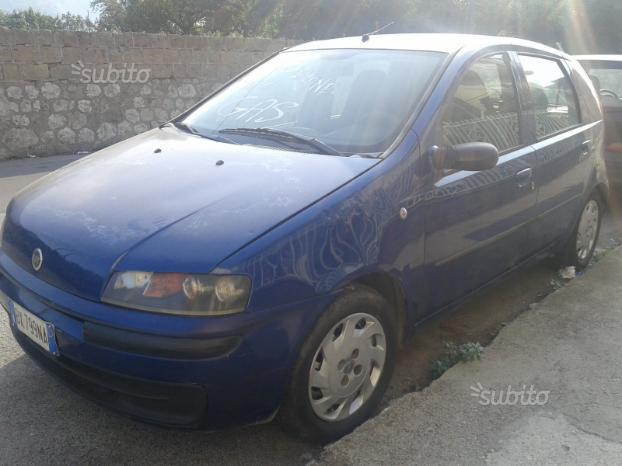 Fiat punto -g.p.l-