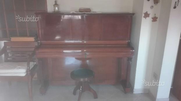 Pianoforte verticale hoffmann