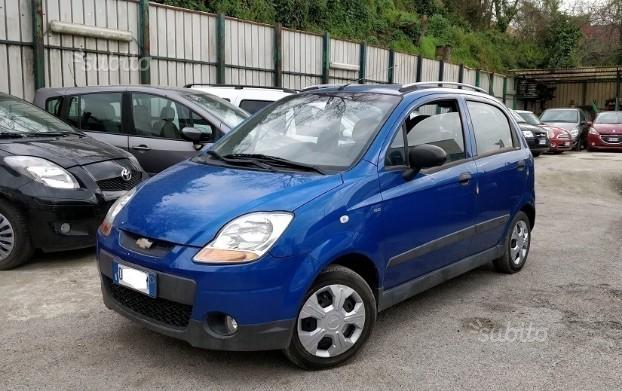 Chevrolet Matiz 800 Energy Ecologic GPL
