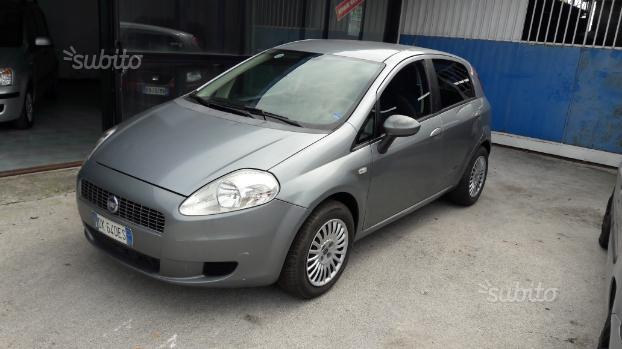 Fiat grande punto 1.3 multijet 90 cv