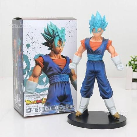 Vegetto dragon ball super nuovo con scatola