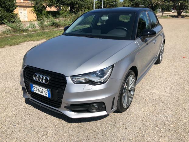 Audi A1 SPB Sline