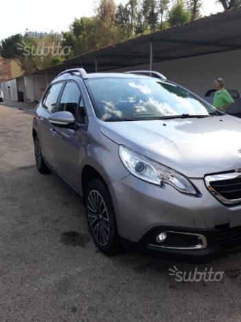 Peugeot 2008 1,4 hdi active