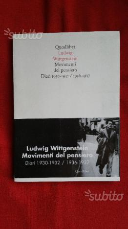 Ludwig Wittgenstein. Diario