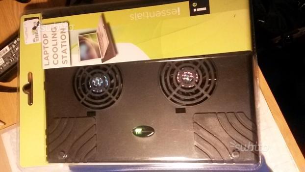 Base raffreddamento PC Laptop portatile computer
