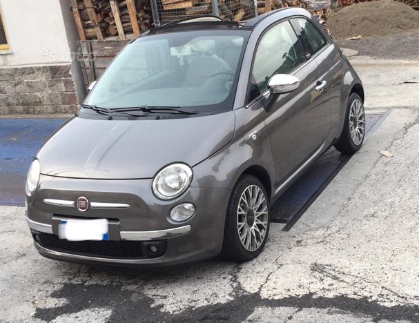 Fiat 500c - 2012
