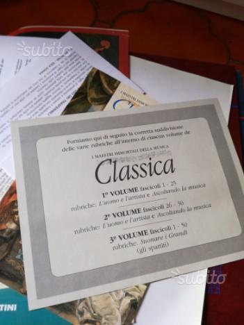 Grandi maestri della musica classica