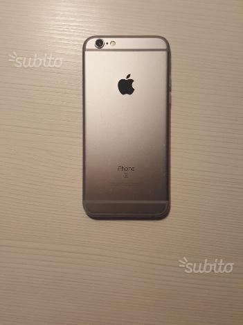 Iphone 6s 16 gb grigio