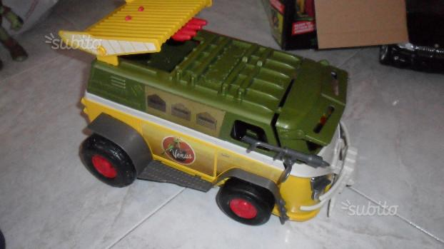 Camion tartarughe