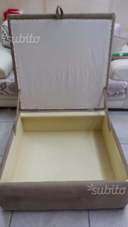 Pouf contenitore