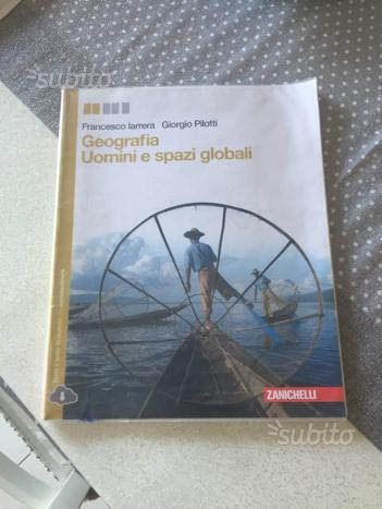 Geografia uomini e spazi globali