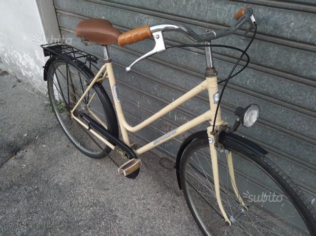 """Bicicletta 26"""" da passeggio classica"""