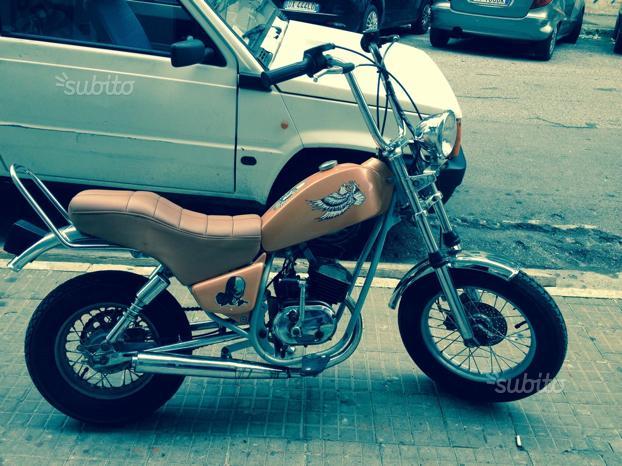 Moto Franco Morini d epoca