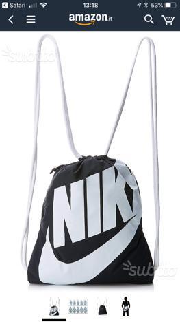 Sacca per palestra Nike Sportswear Heritage