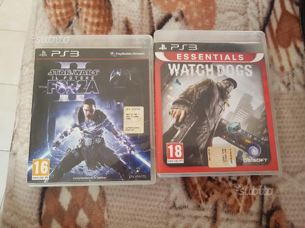 Star Wars Watch Dogs PS3