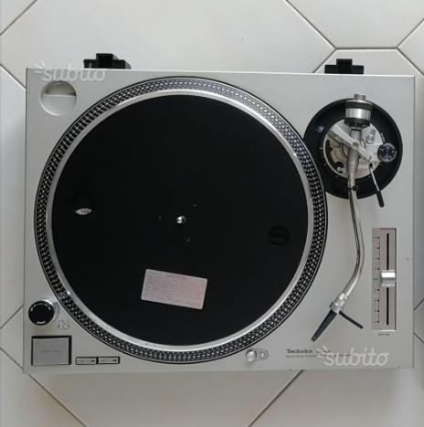 Technics 1200 mk2 / ii