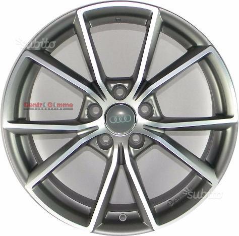 Cerchi 1000MIglia Golf 5 6 7 Audi A3A4A5A6 SuperPr