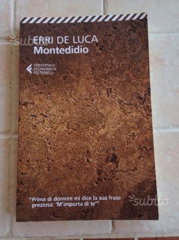 Montedidio- Erri De Luca