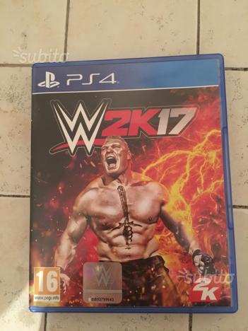 Gioco PS4: WWE 2K17