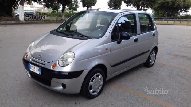 Daewoo matiz anno 2003 AUTO PARI AL NUOVO