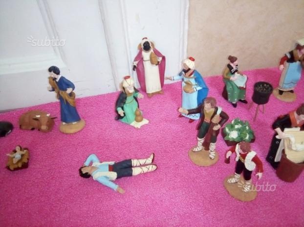 Pastori in resina