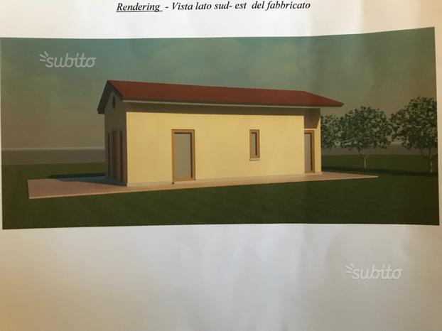 Casa indipendente con terreno di 10.000 mq