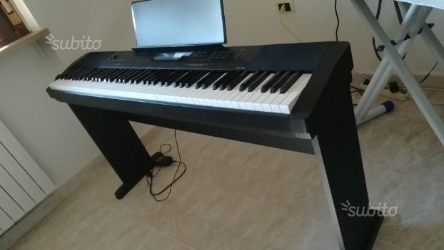 Tastiera Pianoforte Casio 230Rbk 88 tasti+stand