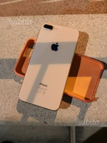 Iphone 8 plus 64 gold