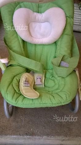Dondolo neonati chicco
