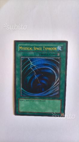 Carta YuGiOh Tifone Spaziale Mistico HL2-EN002