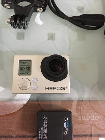Videocamera GoPro hero 3 black edition