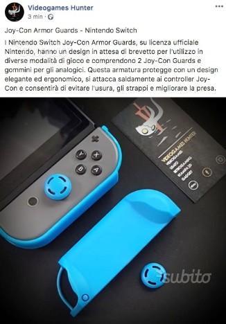 Protezioni Joy- Con Nintendo Switch. Nuovi