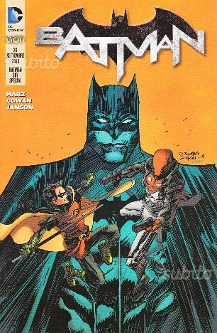 Fumetto Batman special Day