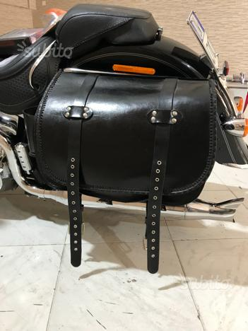 Harley borsa e cerchi