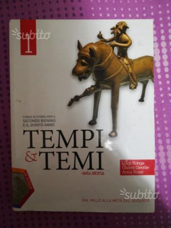 Tempi e temi della storia