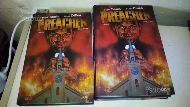 Preacher deluxe:1-2