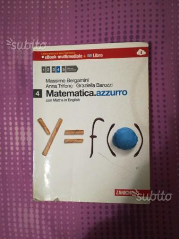 Matematica.Azzurro 4