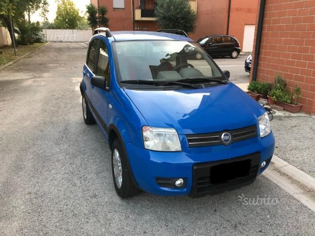 Fiat Panda Climbing 4x4 1.2 60cv - 2005