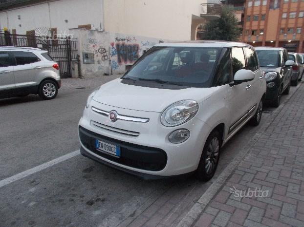 Fiat 500l 1.300 multijet 85 cavalli - 2014