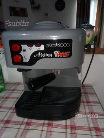 Macchina per il caffè a cialde ese 44mm + REGALO