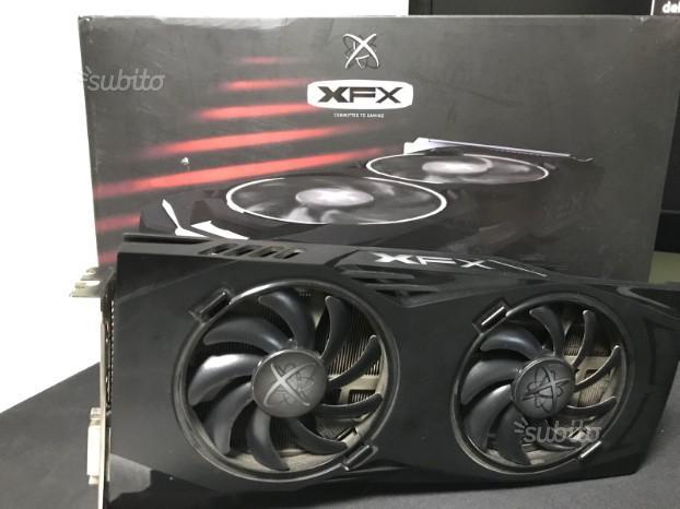 Xfx rx 480 gtr 8gb