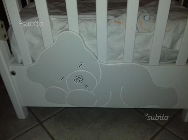 Culla lettino coccolo lux di baby expert