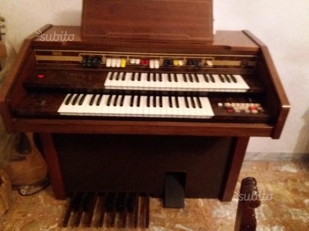 Organo Farfisa da Revisionare