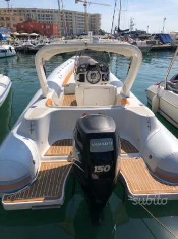 Gommone bat indian con mercury verado 150 4 tempi