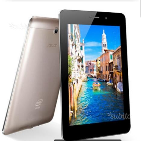 Tablet asus 7' ips hd 3g sim wifi telefono