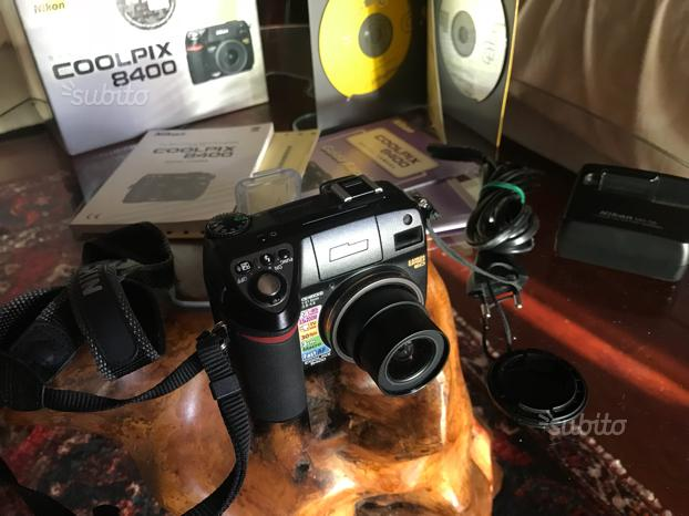 Nikon Colpix 8400