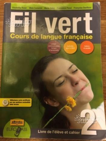 Libri fil vert francese
